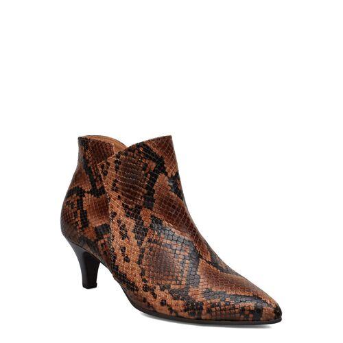 Gabor Ankle Boots Shoes Boots Ankle Boots Ankle Boot - Heel Braun GABOR Braun 40,39,37