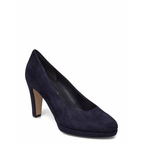 Gabor Pumps Shoes Heels Pumps Classic Blau GABOR Blau 40,38.5,40.5,37.5,39,38,37,41,36,42,35.5
