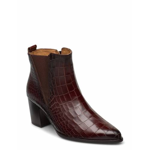 Gabor Ankle Boot Shoes Boots Ankle Boots Ankle Boot - Heel Braun GABOR Braun 41,42,40,40.5