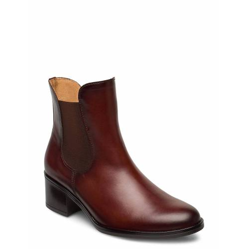 Gabor Ankle Boot Shoes Boots Ankle Boots Ankle Boot - Heel Braun GABOR Braun 40,39,35.5,38,37,41,37.5,36
