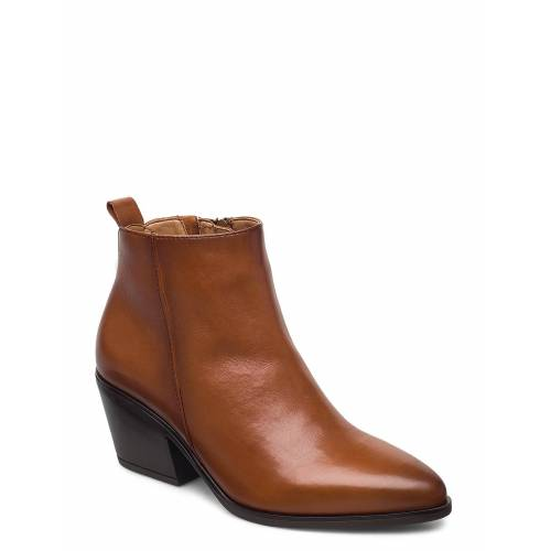 Gabor Ankle Boot Shoes Boots Ankle Boots Ankle Boot - Heel Braun GABOR Braun 38.5,40,41,40.5,36