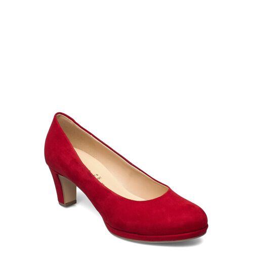 Gabor Pumps Shoes Heels Pumps Classic Rot GABOR Rot 40,40.5,39,38,38.5,37,37.5,36,41,35.5,42