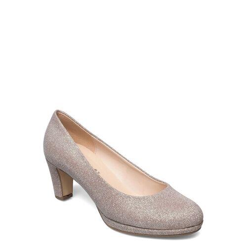 Gabor Pumps Shoes Heels Pumps Classic Grau GABOR Grau 39,37,42,38,40,38.5,37.5,41,36,40.5,35.5