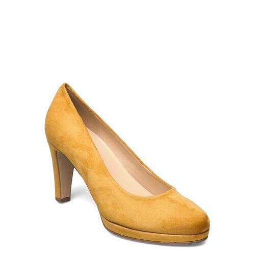 Gabor Pumps Shoes Heels Pumps Classic Gelb GABOR Gelb 39,38,40,38.5,37,37.5,36,40.5,41,35.5,42