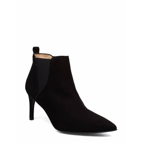 Gant Betty Ancle Boot Shoes Boots Ankle Boots Ankle Boot - Heel Schwarz GANT Schwarz 40