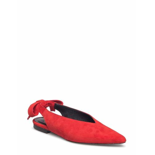 Gestuz Straia Slingback Ao18 Ballerinas Ballerinaschuhe Rot GESTUZ Rot 37,38,36