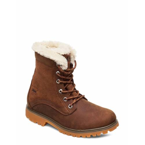 Helly Hansen W Marion Shoes Boots Ankle Boots Ankle Boot - Flat Braun HELLY HANSEN Braun 39,37,41,36
