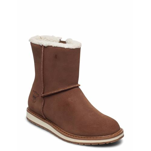 Helly Hansen W Annabelle Boot Shoes Boots Ankle Boots Ankle Boot - Flat Braun HELLY HANSEN Braun 38,37,36