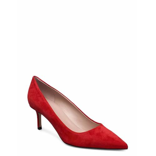 HUGO Ines Pump 60-S Shoes Heels Pumps Classic Rot HUGO Rot 39,40,37,38,36,41