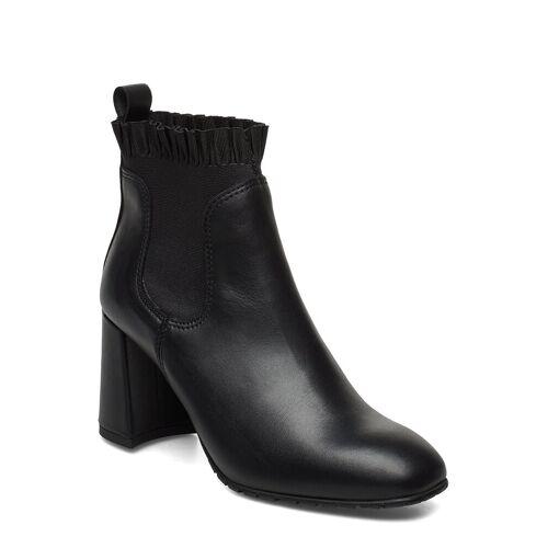 ILSE JACOBSEN Pumps Shoes Boots Ankle Boots Ankle Boot - Heel Schwarz ILSE JACOBSEN Schwarz 39,38,40,36,41