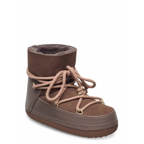 Inuikii Boot Classic Shoes Boots Ankle Boots Ankle Boot - Flat Braun INUIKII Braun 38,40,39,37,36,41,42