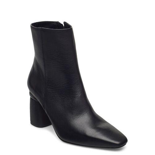 JENNIE-ELLEN Lucky Shoes Boots Ankle Boots Ankle Boot - Heel Schwarz JENNIE-ELLEN Schwarz 39,38,40,37,36,41