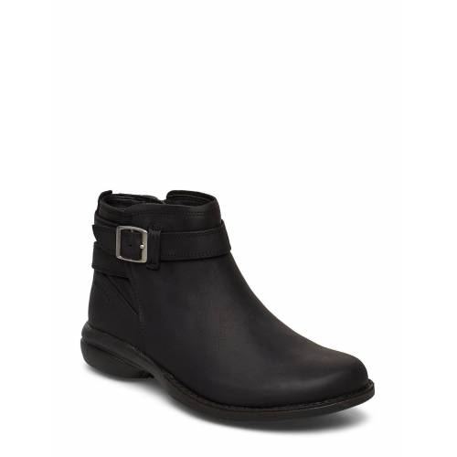 Merrell Andover Bluff Wp Black Shoes Boots Ankle Boots Ankle Boot - Flat Schwarz MERRELL Schwarz 38,39,42,37