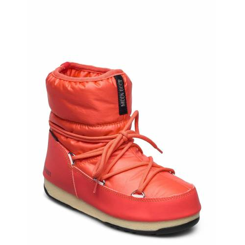 moon boot Mb Low Nylon Wp 2 Shoes Boots Ankle Boots Ankle Boot - Flat Orange MOON BOOT Orange 39,38,40,41,37,36