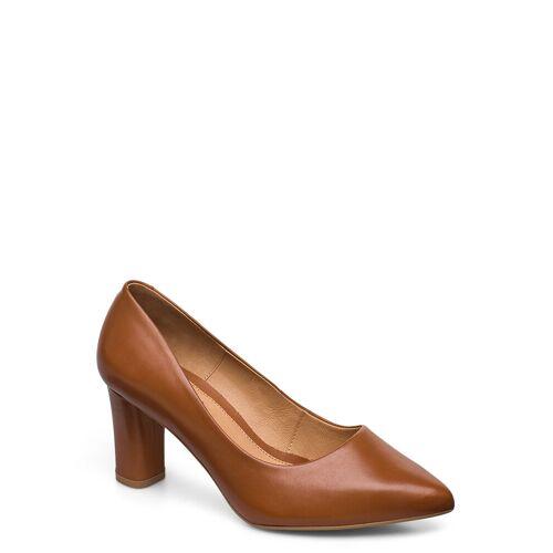 NOVITA Navile Shoes Heels Pumps Classic Braun NOVITA Braun 40,41
