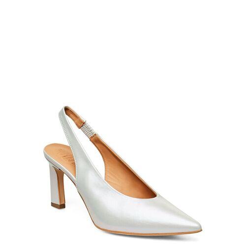 NOVITA Noale Shoes Heels Pumps Sling Backs Weiß NOVITA Weiß 38,37,40,41