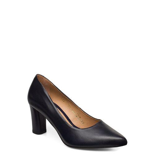 NOVITA Navile Shoes Heels Pumps Classic Blau NOVITA Blau 38,39,41