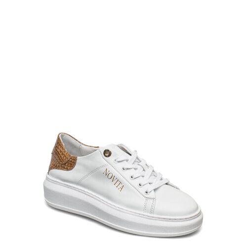 NOVITA Longera Niedrige Sneaker Weiß NOVITA Weiß 37,38,39,40,36,41