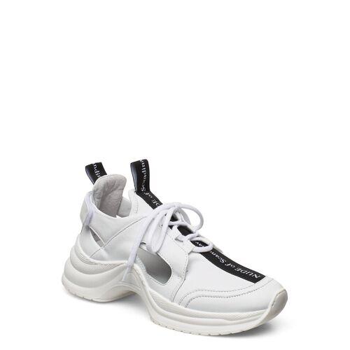 NUDE OF SCANDINAVIA Joy Niedrige Sneaker Weiß NUDE OF SCANDINAVIA Weiß 38,37,41
