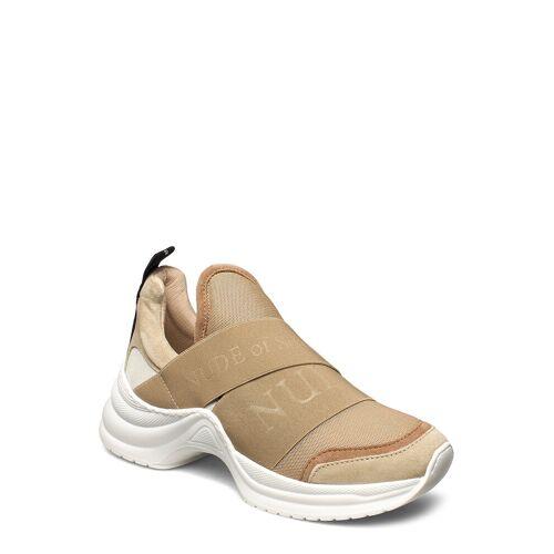 NUDE OF SCANDINAVIA Joy Sneaker Beige NUDE OF SCANDINAVIA Beige 37,40,39,41