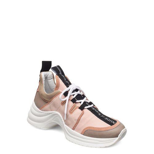 NUDE OF SCANDINAVIA Joy Niedrige Sneaker Pink NUDE OF SCANDINAVIA Pink 38,39,37,40,36,41,42