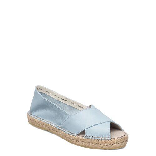 PAVEMENT Ginger Nappa Espadrilles Schuhe Blau PAVEMENT Blau 38,39,37,40,36,41