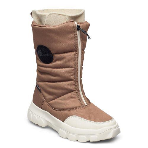 RUBBER DUCK Rd Aspen Hi Shoes Boots Ankle Boots Ankle Boot - Flat Braun RUBBER DUCK Braun 39,38,40,37,41,36