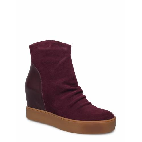 SHOE THE BEAR Trish S Shoes Boots Ankle Boots Ankle Boot - Heel Lila SHOE THE BEAR Lila 40