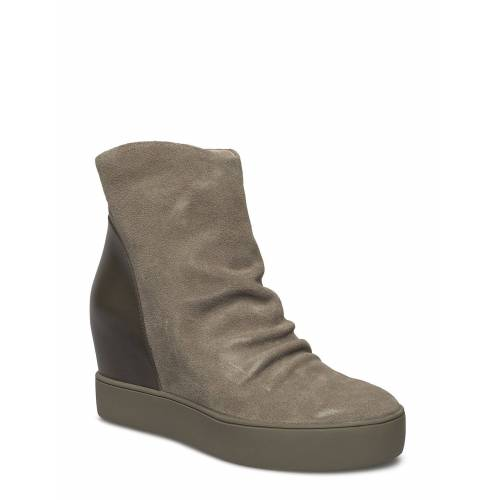 SHOE THE BEAR Trish S Shoes Boots Ankle Boots Ankle Boot - Heel Grün SHOE THE BEAR Grün 40,39,41