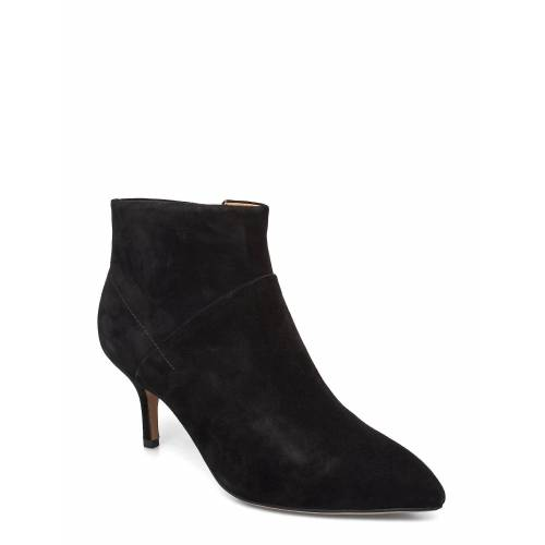 SHOE THE BEAR Stb-Valentine S Shoes Boots Ankle Boots Ankle Boot - Heel Schwarz SHOE THE BEAR Schwarz 38