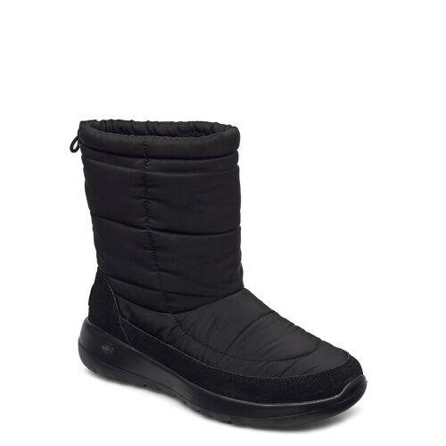 Skechers Womens On-The-Go Joy Stay Cozy Shoes Boots Ankle Boots Ankle Boot - Flat Schwarz SKECHERS Schwarz 36,36.5,39.5