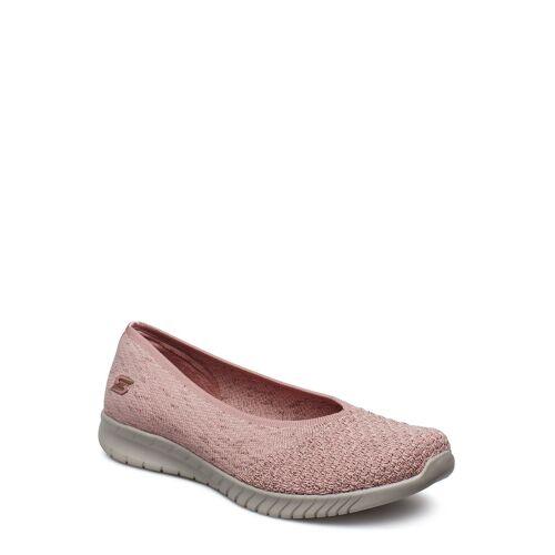 Skechers Womens Wave-Lite - My Dear Ballerinas Ballerinaschuhe Pink SKECHERS Pink 36.5