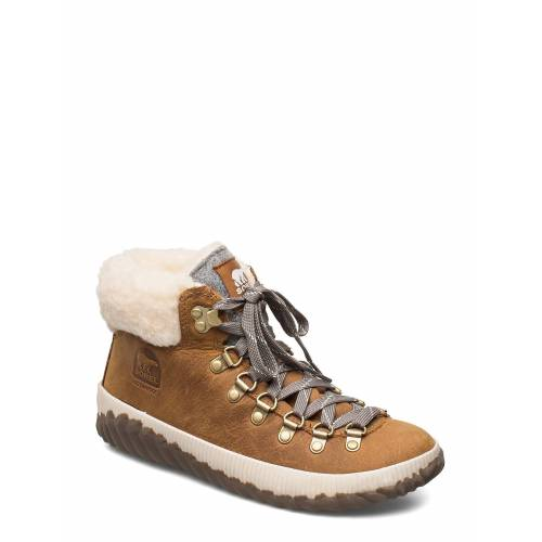 Sorel Out N About Plus Conquest Shoes Boots Ankle Boots Ankle Boot - Flat Braun SOREL Braun 37
