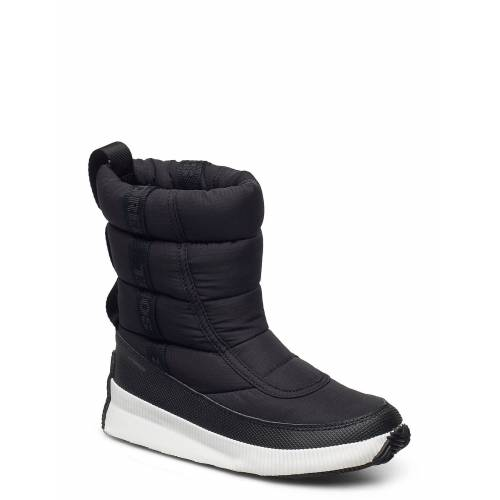 Sorel Out N About™ Puffy Mid Shoes Boots Ankle Boots Ankle Boot - Flat Schwarz SOREL Schwarz 38,37,36