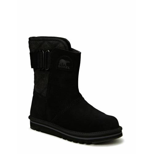 Sorel Newbie Shoes Boots Ankle Boots Ankle Boot - Flat Schwarz SOREL Schwarz 37,41