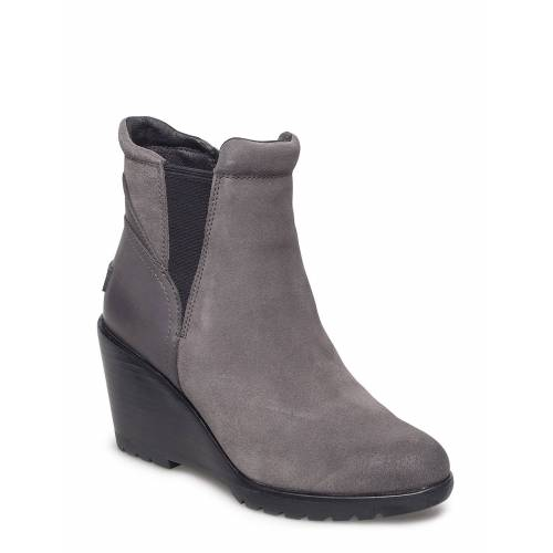 Sorel After Hours Chelsea Shoes Boots Ankle Boots Ankle Boot - Heel Grau SOREL Grau 38,39,41,36,36.5
