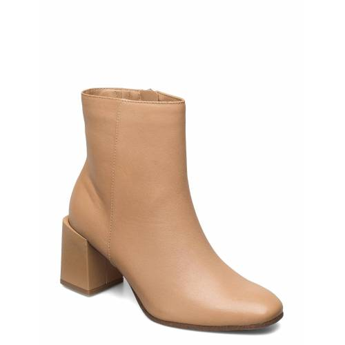 tamaris Woms Boots Shoes Boots Ankle Boots Ankle Boot - Heel Braun TAMARIS Braun 38,39,37,40,36,41