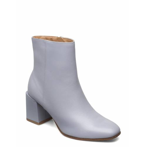 tamaris Woms Boots Shoes Boots Ankle Boots Ankle Boot - Heel Blau TAMARIS Blau 39,38,37,40,36,41