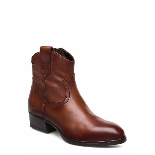 tamaris Woms Boots Shoes Boots Ankle Boots Ankle Boot - Heel Braun TAMARIS Braun 39,38,40,37,41