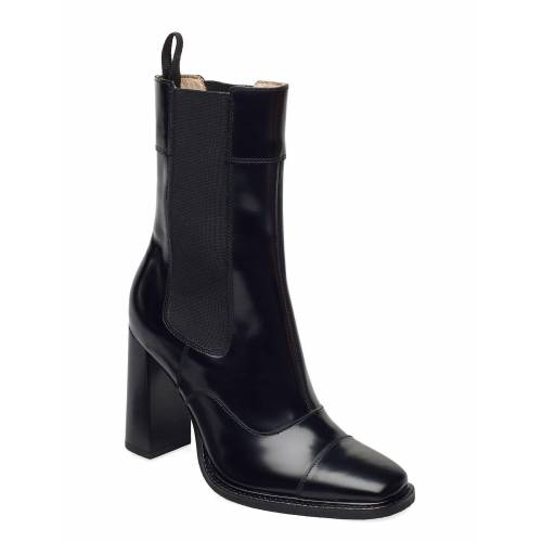Tiger Of Sweden Tim Shoes Boots Ankle Boots Ankle Boot - Heel Schwarz TIGER OF SWEDEN Schwarz 38,39,36,40