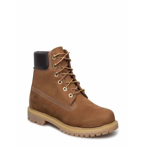 Timberland 6in Premium Boot - W Shoes Boots Ankle Boots Ankle Boot - Flat Braun TIMBERLAND Braun 37,38,36