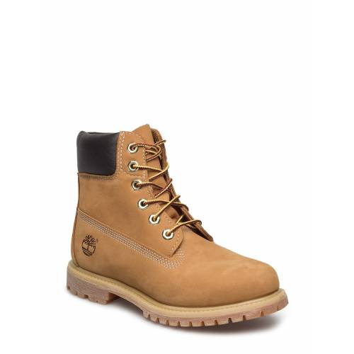 Timberland 6in Premium Boot - W Shoes Boots Ankle Boots Ankle Boot - Flat Braun TIMBERLAND Braun 40,41,39,38,36,37
