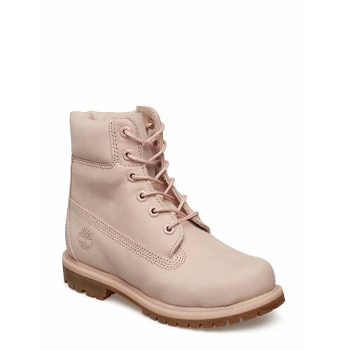 Timberland 6in Premium Boot - W Shoes Boots Ankle Boots Ankle Boot - Flat Pink TIMBERLAND Pink 37,35.5