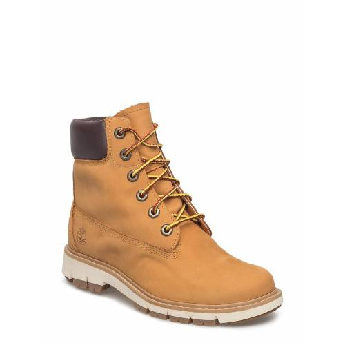 Timberland Lucia Way 6in Boot Wp Shoes Boots Ankle Boots Ankle Boot - Flat Braun TIMBERLAND Braun 37,36