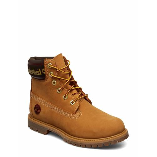 Timberland 6in Premium Wp Boot L/F- W Shoes Boots Ankle Boots Ankle Boot - Flat Braun TIMBERLAND Braun 38,37,41