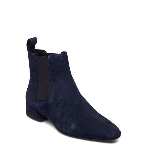 Vagabond Joyce Shoes Boots Ankle Boots Ankle Boot - Heel Blau VAGABOND Blau 36