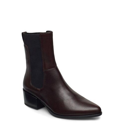 Vagabond Marja Shoes Boots Ankle Boots Ankle Boot - Heel Braun VAGABOND Braun 41