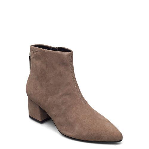 Vagabond Mya Shoes Boots Ankle Boots Ankle Boot - Heel Braun VAGABOND Braun 40