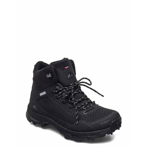 Viking Rask Spikes Gtx W Shoes Boots Ankle Boots Ankle Boot - Flat Schwarz VIKING Schwarz 39,37,38,40,36,41