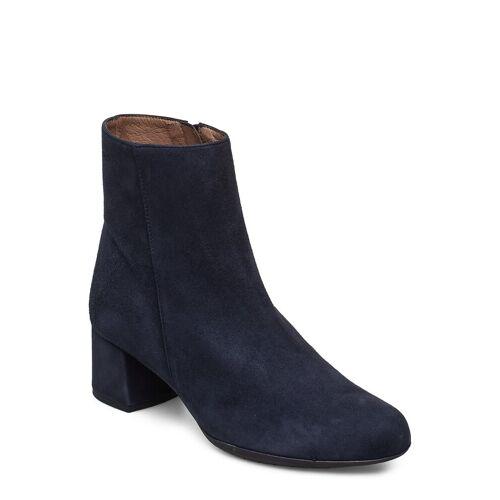 WONDERS E-6401 Shoes Boots Ankle Boots Ankle Boot - Heel Blau WONDERS Blau 37,38,39,40,35